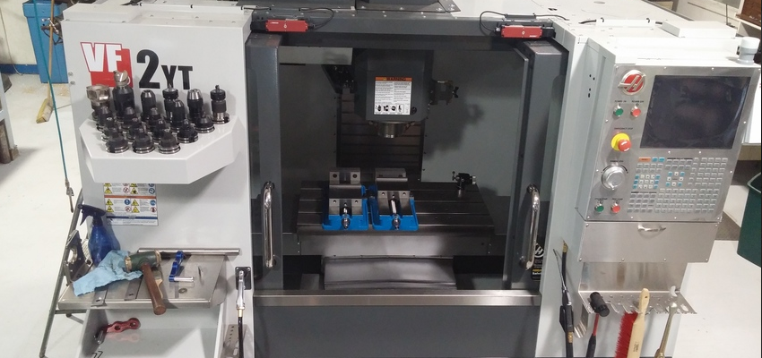 Twin Lakes Tool Haas VF2 YT